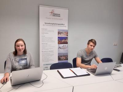 Foto zur Meldung: Virtuelle Ausbildungsmesse 2020