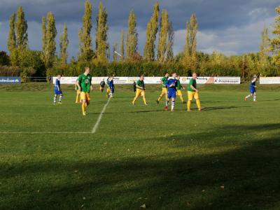 Foto zur Meldung: Spielbericht SV Glückauf Bleicherode-SpG Sundhausen I