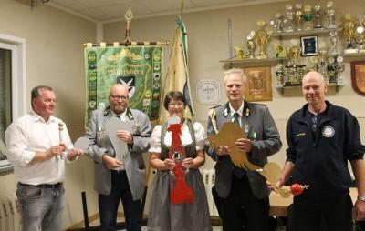 Vorschaubild zur Meldung: Wittenberger Astoriaschützen proklamierten neue Königsrotte