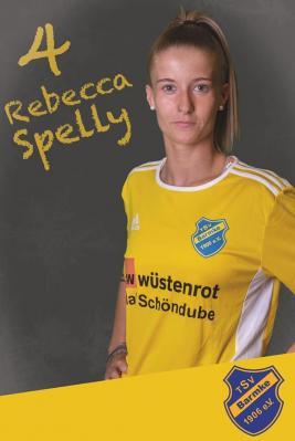 Foto zur Meldung: Im Interview - Beccy Spelly