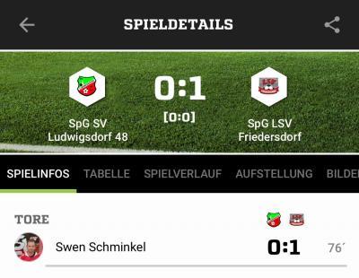 Bild der Meldung: Alte Herren gewinnen 1:0 in Zodel