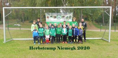 Herbstfußballcamp 2020