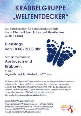 Neues Familienangebot im JuST Sondershausen