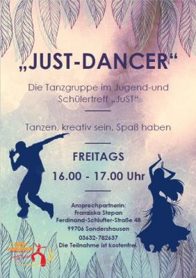 Vorschaubild zur Meldung: JuST-Musik und JuST-Dance - Angebote in Sondershausen