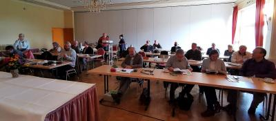 Foto zur Meldung: Die Naturforschenden Gesellschaft Mecklenburg e.V. (NGM) feiert 20jähriges Bestehen