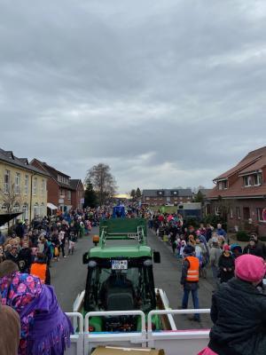 Umzug - Sprakeler Straße