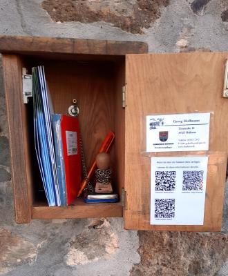 Foto zur Meldung: Besucher-Informationsplattform für die Kirche!