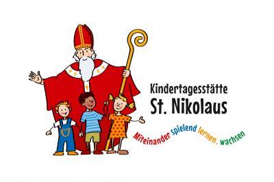 Vorschaubild zur Meldung: Ein neues Logo für die Kindertagesstätte St. Nikolaus