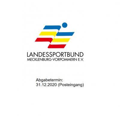 Vorschaubild der Meldung: Antrag auf LSB Vereinsförderung 2021