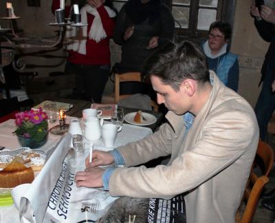Info über Leserbrief Jan Dieter Schneider