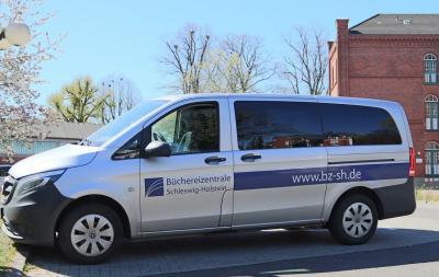 Foto zur Meldung: Coronavirus: Bücherbus hält im November nicht in den Dörfern, Fahrbücherei liefert aber aus