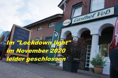 """Foto zur Meldung: Coronavirus: """"Lockdown light"""" im Oktober – und wieder muss der Gasthof Voß schließen"""