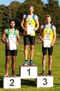 Sebastian Spinnler und Marcel Brand mit Gold und Bronze bei den Bayerischen Mehrkampfmeisterschaften  bei den