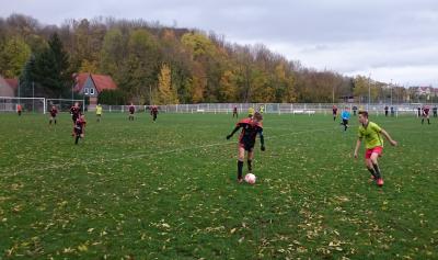 Fußball_C-Junioren: FSV Eintracht Eisenach – SG SV Borsch