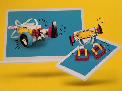 Förderverein der Gesamtschule Much schafft  8 LEGO-Education Spike Prime Roboter-Sets an