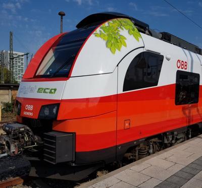 """Desiro ML ÖBB Cityjet Eco vom Projekt """"ÖPNV/SPNV für alle"""" begutachtet (SH-NEWS 2020/080 vom 18.09.2020)"""