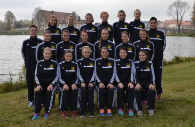 10 Jahre FC-Damenmannschaft