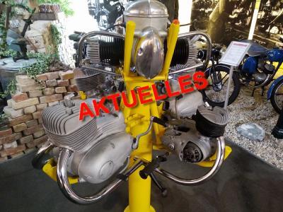 Vorschaubild zur Meldung: BK 500 / Zimmermann-Motor