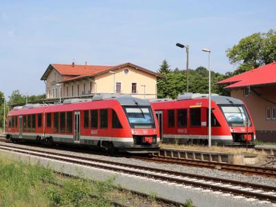Bild der Meldung: Die Geschichte des Bahnhofs Ellrich in Buchform