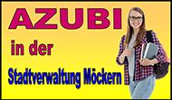 Foto zu Meldung: AZUBI in der Stadtverwaltung gesucht
