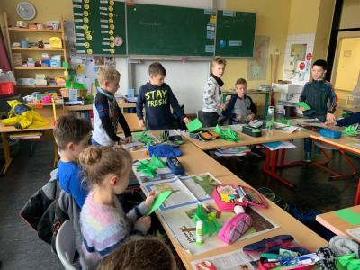"""Foto zur Meldung: Projekt """"Weihnachten hier und in Europa"""""""