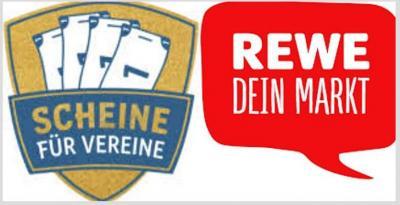 """Foto zur Meldung: REWE Vereinsaktion """"Scheine für Vereine"""""""