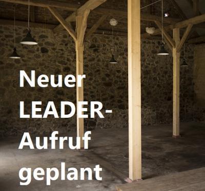LEADER und GAK - neue Antragstermine geplant