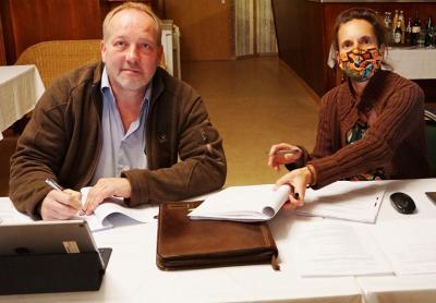 Foto zur Meldung: Gewerbeansiedlung, Gemeindearbeiter und mehr – Beschlüsse  der Gemeindevertretung