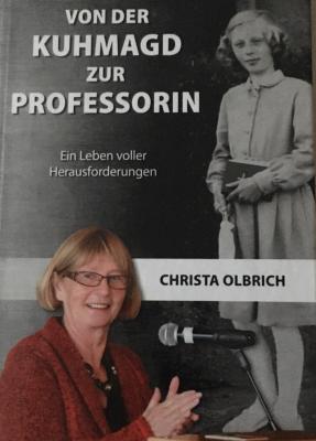 Foto zur Meldung: Nur Mut! Die Lebensgeschichte einer Sudetendeutschen