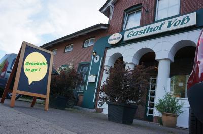 """Foto zur Meldung: """"Grünkohl to go"""" - Außer-Haus-Verkauf beim Gasthof Voß am 5. Dezember"""