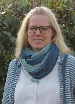 Foto zur Meldung: Die neue Schulsekretärin stellt sich vor