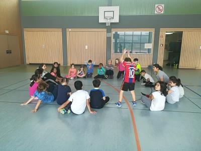 Sport in der Grundstufe