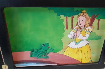 Foto zur Meldung: Vorlesetag zum Thema Märchen