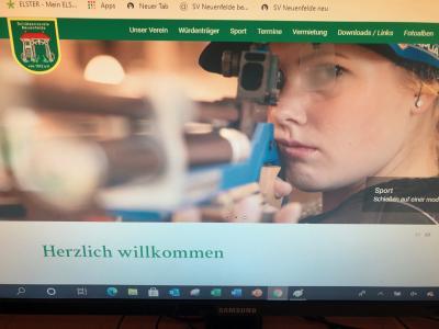 Vorschaubild der Meldung: Neue Internetseite