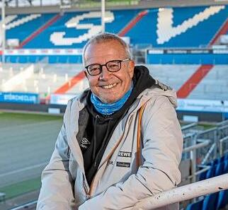 Ralf Hegedüs, Leiter des Sportamtes der LH Kiel