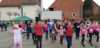 One Billion Rising - Probe für 2021