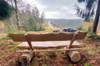 Foto zur Meldung: Die Kooperation zur Naturparkmeisterei Thüringer Wald nimmt Schwung auf