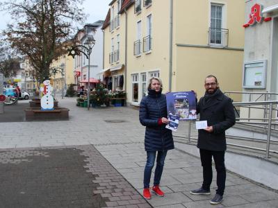 Heidenaus Zentrum sorgt für Weihnachtsgrüße per Post