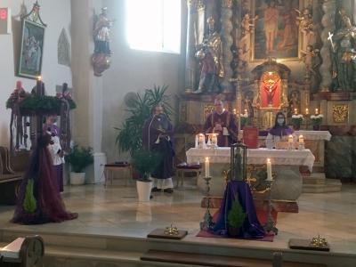 Foto zur Meldung: 1. Adventssonntag 28./29.11.2020 in der Pfarreiengemeinschaft