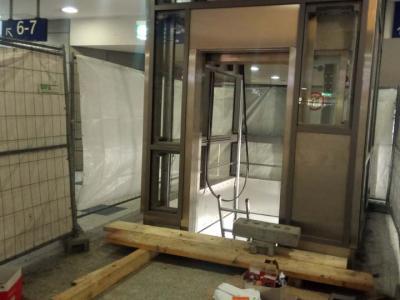 Bild der Meldung: Neue Aufzüge im Bahnhof Göttingen brauchen viel Zeit