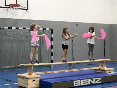 Unser Sportunterricht (3a)