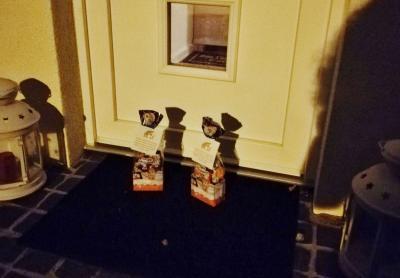 Foto zur Meldung: Der Nikolaus war da! – eingeladen hatte ihn der Verschönerungsverein