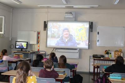 Bild der Meldung: Bundesweiter Vorlesetag an Grundschule Seelow