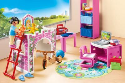 Vorschaubild zur Meldung: Das Playmobilhaus Füllt Sich