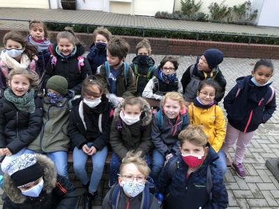 Ausflug ins Schulbiologiezentrum (2b)