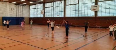 """Foto zur Meldung: Workshop """"Skipping Hearts – Seilspringen macht Schule"""