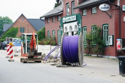 """Foto zur Meldung: Schnelles Internet in Schmalensee: Wer ist noch nicht dabei? Bei wem """"wackelt"""" der Router?"""