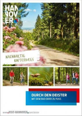 Vorschaubild der Meldung: Travelling without moving - Auf in den Deister!