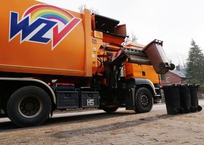 Foto zur Meldung: Coronavirus: WZV schließt die Recyclinghöfe am 16. Dezember – Müll, Sperrmüll und Strauchgut werden weiter abgefahren