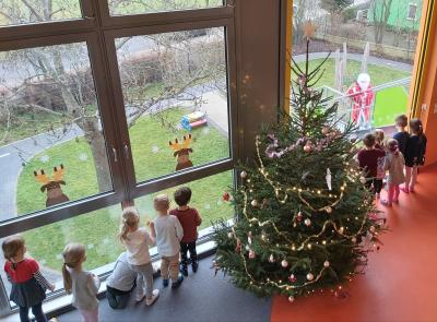 Ho ho ho der Weihnachtsmann ist da!
